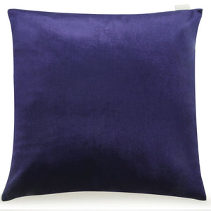 Pal Fabric Velvet Cushion Sham Throw Decroractive Sofa Pillow Cover 18x18 inches (NAVY)