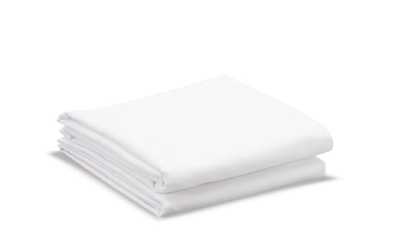 White Microfiber Pillow Case Standard Size  1 pair (two)