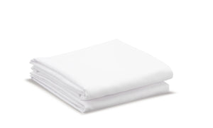 White Microfiber Pillow Case Standard Size  (12 pcs ) One Dozen