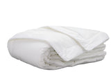 Pal Fabric 300TC Luxury Hotel Quality White Goose Down Alternative  Blanket All season - QUEEN SIZE
