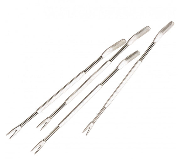 Set of Four Seafood Picks /Forks