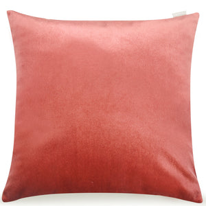 Pal Fabric Velvet Cushion Sham Throw Decroractive Sofa Pillow Cover 18x18 inches (BLUSH)