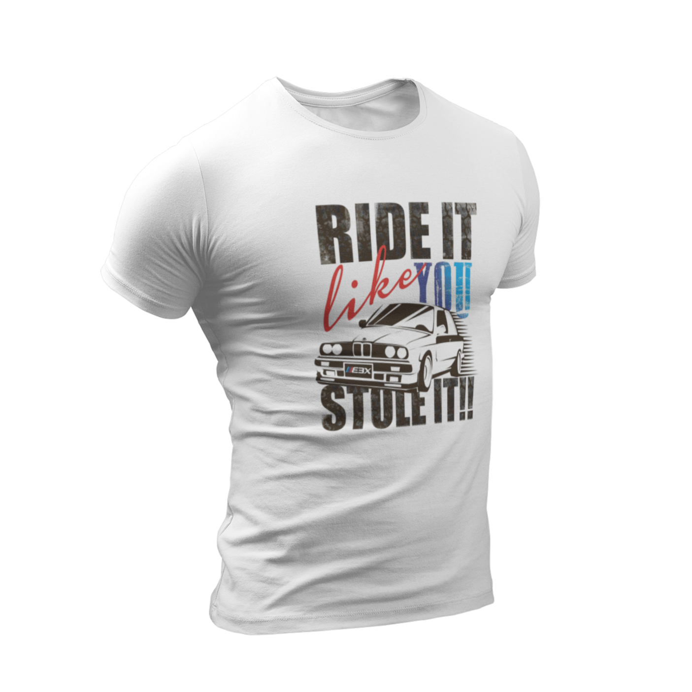 RIDE IT!! - Herren T-Shirt