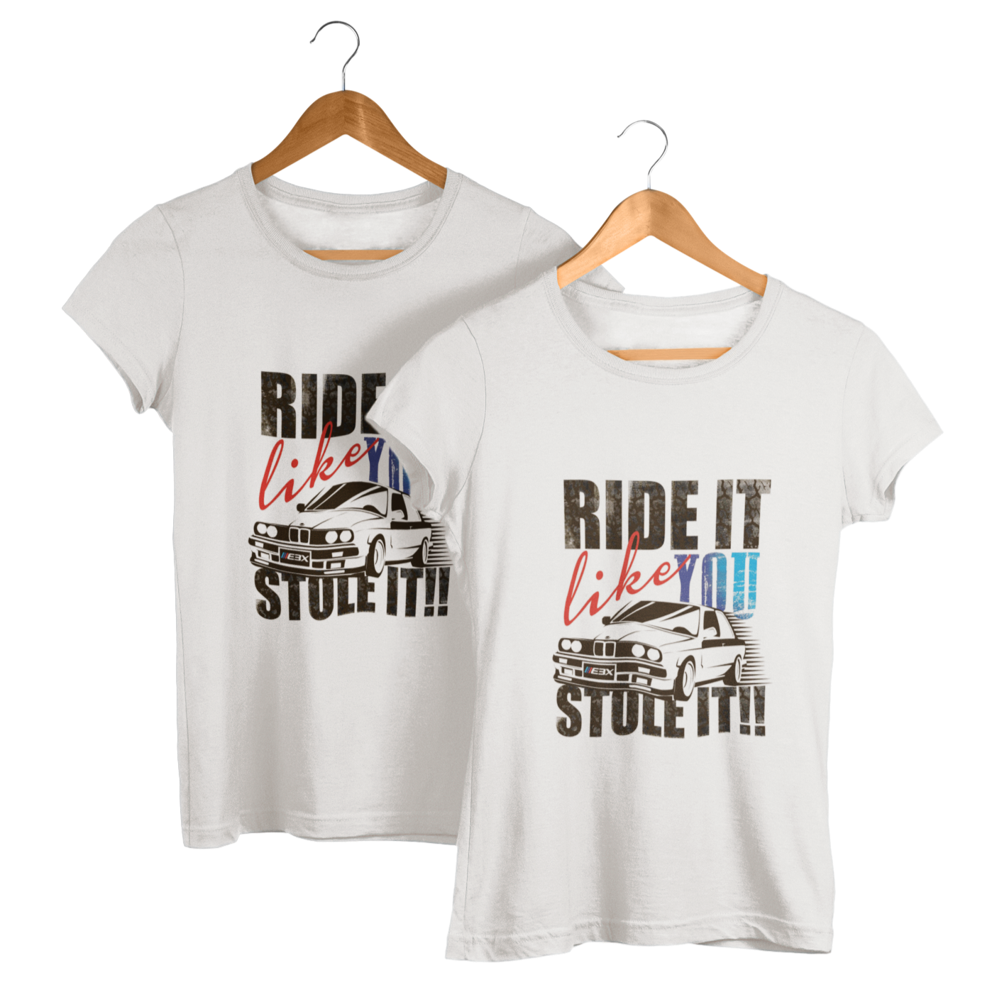 RIDE IT!! - Damen T-Shirt