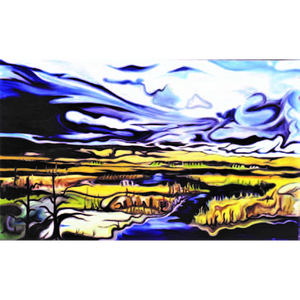 "Idaho Sky's 24""x40"" - SOLD"