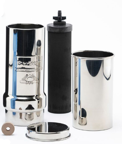 Mini Berkey  (Go Size -1 litre)