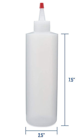 Squeeze Bottle for Priming Water Filters