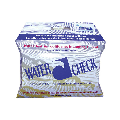 WaterCheck™ Bacteria Test Kit