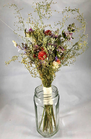 Dried Flower Bouquet