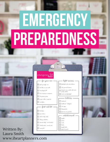 Emergency Preparedness Digital Guide