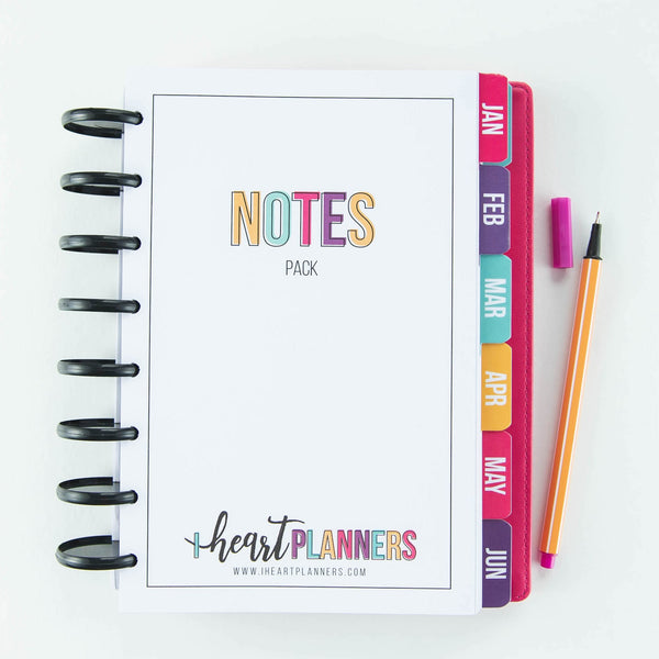 Notes Pack