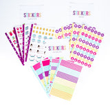Sweet Life Planner Stickers Bundle
