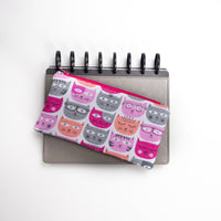 Deluxe Pen Pouch - Colorful Cats