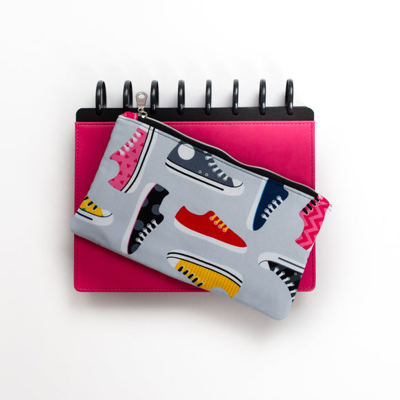 Deluxe Pen Pouch - Fun Shoes