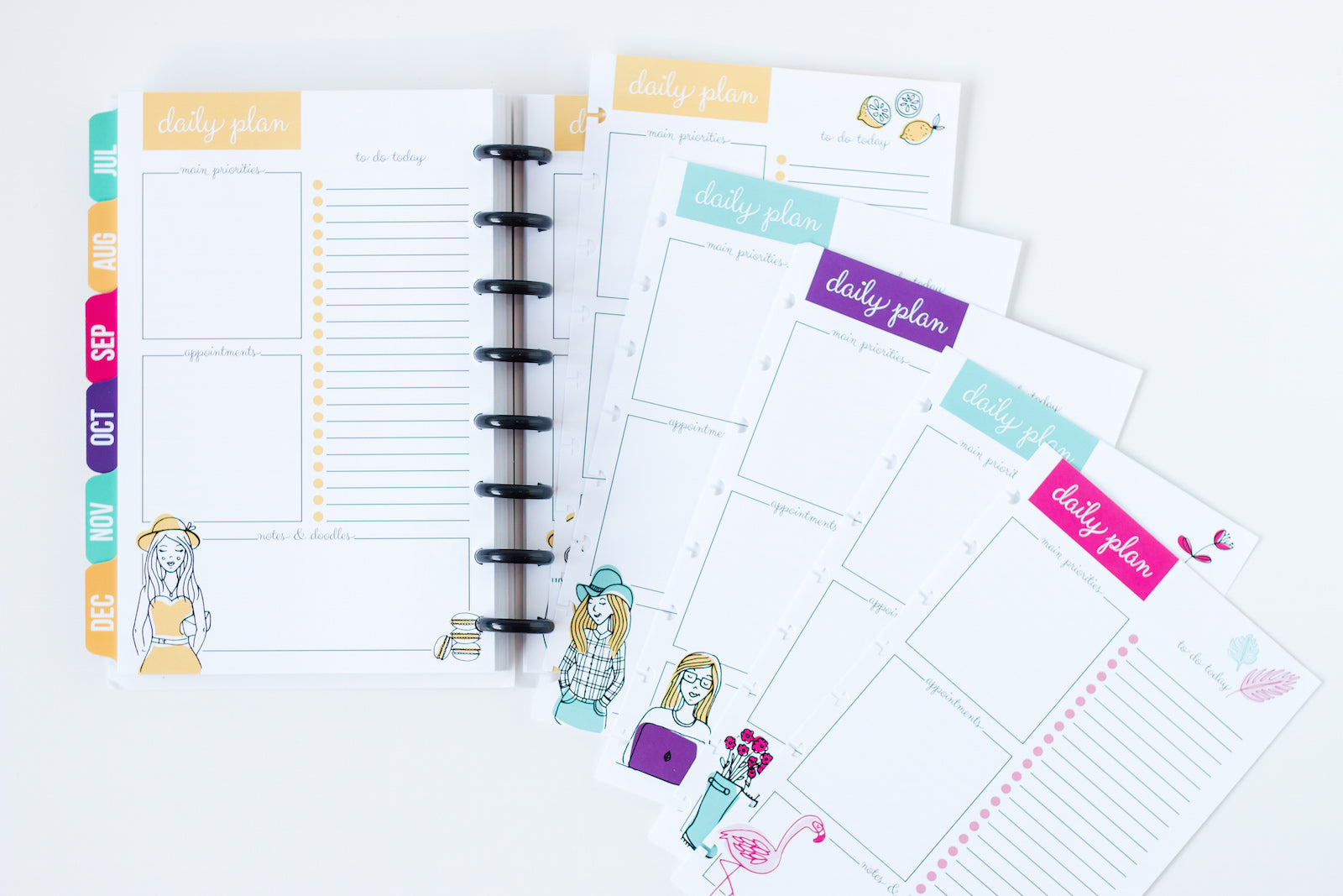 photo regarding Printable Life Planner identify Lavish Cute Existence Planner Printable Pack Cute Lifetime Planners