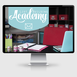 List Building Academy