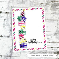 Birthday Icons Stamp Set- Catherine Pooler