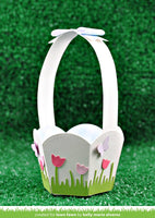 Stitched Basket Lawn Fawn