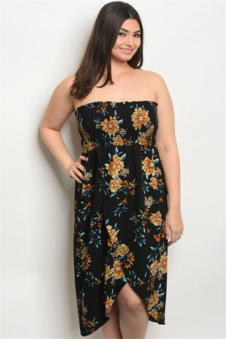 Dress-plus size