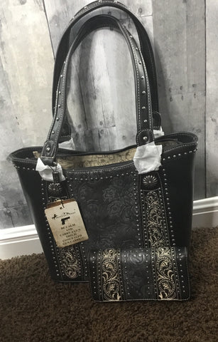 Montana West Purse with conceal carry pocket