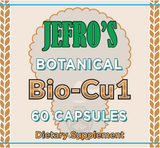 Bio-Cu1 Capsules -Super Boost Your Immune System Today!
