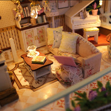hoomeda enduring dollhouse living room