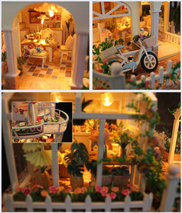 hoomeda enduring dollhouse various views