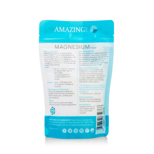 Magnesium Bath Flakes 200g - Amazing Oils