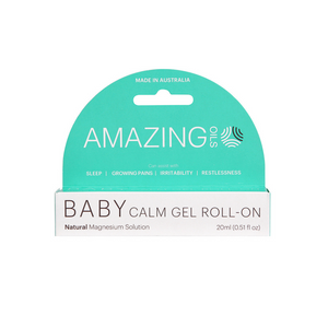 Baby Calm Roll On - Amazing Oils Magnesium
