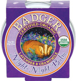 Badger Balm Night Night Balm 21g - Certified Organic buy at Delta Dreams