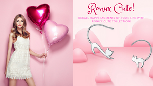 Ronux jewel, ronuxjewel, jewelry online shop, Ronux cute collection, Ronux animal lovers jewellery