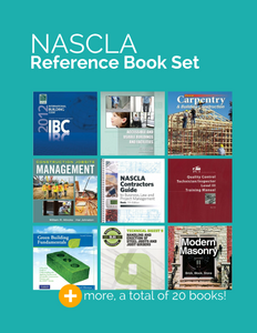 NASCLA Reference Book Package