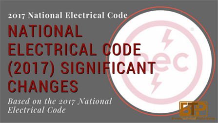 Online Course Review to the National Electrical Code (2017) Significant Changes®