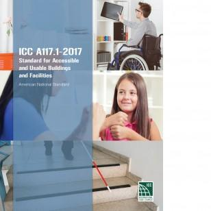 ICC A117.1-2017 Accessible and Usable Buildings and Facilities