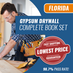 Florida Gypsum Drywall Complete Book Set