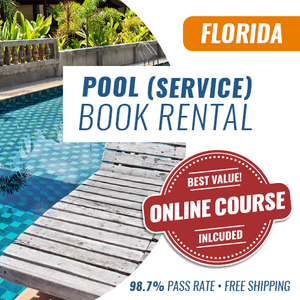 Florida Service Pool Contractor Exam (Book Rental)