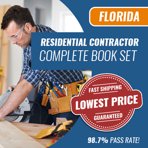Florida Residential Contractor Complete Book Set