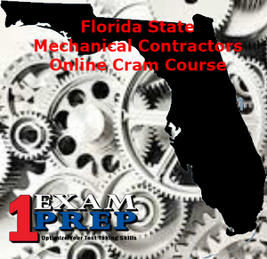 Florida Mechanical Contractor Exam - Online Practice Questions