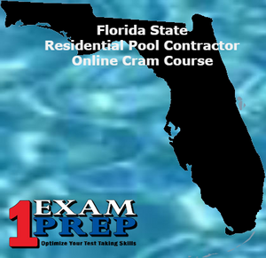 Florida State Residential Pool Contractors Cram