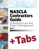 Basic NASCLA Contractors Guide to Business, Law and Project Management, Basic 12th Edition - Tabs Bundle Pack