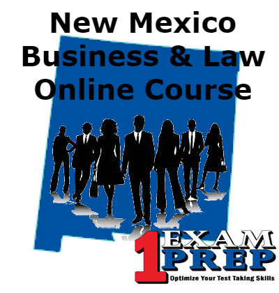 New Mexico PSI Business and Law Online Course