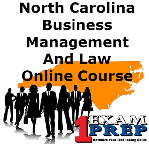 North Carolina PSI Business Management and Law Online Course