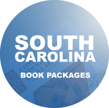 South Carolina Residential Builder Book Package