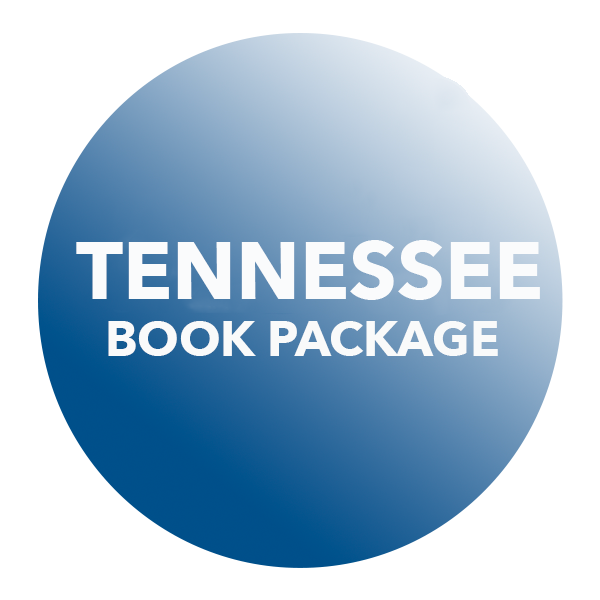 Tennessee BC-A, b (sm)-Combined-Residential/Small Commercial Contractor Book Package (13 books)