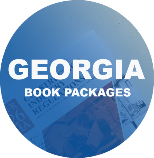 Georgia Conditioned Air Class I (Restricted) Book Package