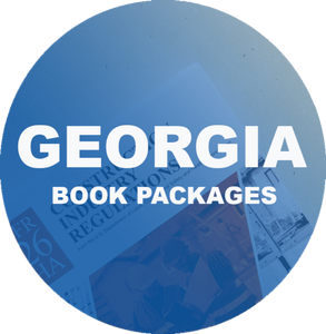 GEORGIA RESIDENTIAL LIGHT COMMERCIAL CONTRACTOR BOOK PACKAGE (12 books)