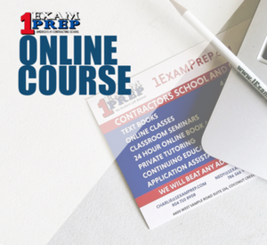 North Carolina PSI Roofing Contractor Online Course