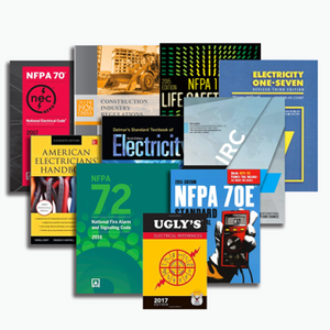 NASCLA Journeyman Electrical Contractor Book Package