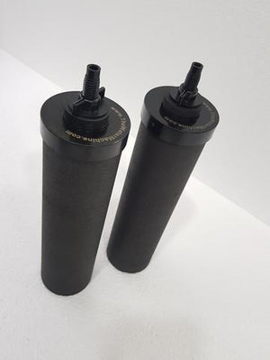 The Water Machine Replacement Black Carbon Filters - vegan-styles