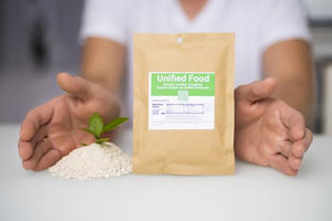 Unified Food, 1 pouch (60 grams, 250 Calories) - vegan-styles
